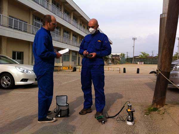 surface testing
