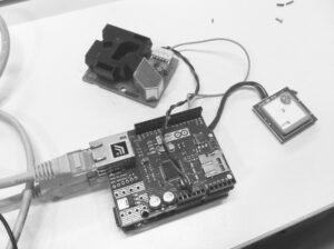 Safecast Air Sensor 001